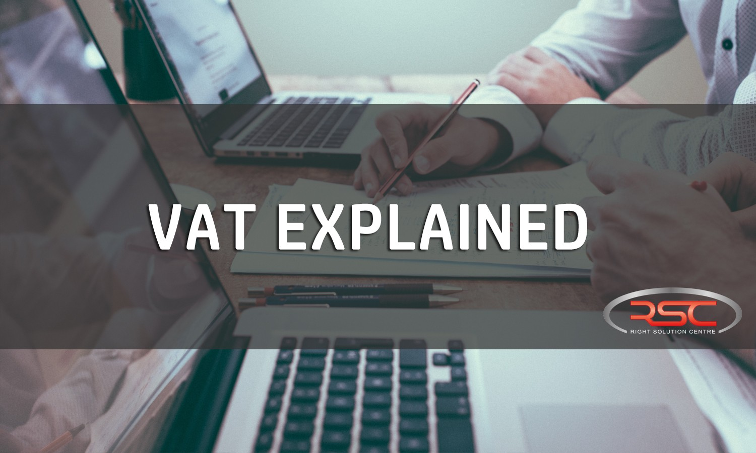 VAT explained Ireland